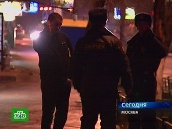В центре Москвы произошла макссовая драка со стрельбой