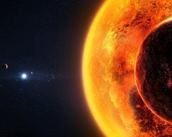 Ученые: наша Вселенная расположена в Черной дыре