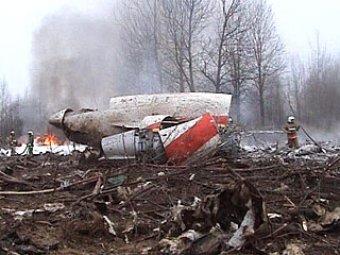 """Польские СМИ выяснили, что записали """"черные ящики"""" ТУ-154"""