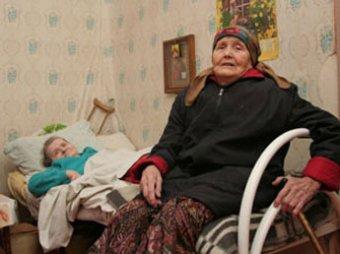 Директор якутского дома престарелых держал стариков в карцере