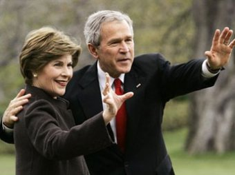 Супруга Джорджа Буша рассказала, как стала убийцей