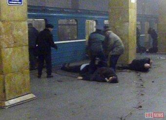 В Москве задержан возможный организатор терактов в метро