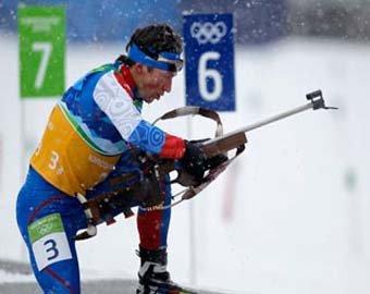 У капитана сборной России по биатлону вымогали деньги за участие в Играх-2006