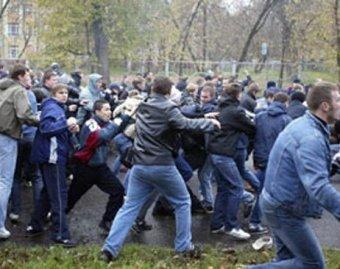 Массовая драка со стрельбой на юге Москвы: есть раненые