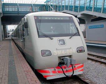 В Реутове пассажира затянуло под колеса скоростного поезда