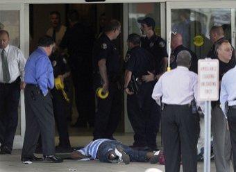 В США неизвестный открыл стрельбу в клинике