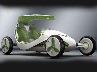 Китайцы изобрели автомобиль, производящий кислород