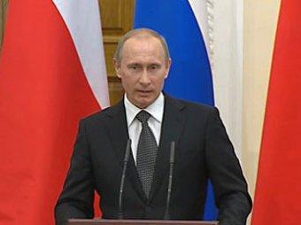 Путин: Бакиев наступает на те же грабли