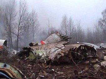 На новом видео с места катастрофы ТУ-154 слышны выстрелы