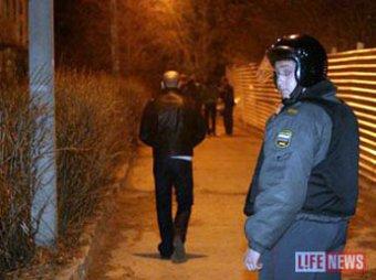 В Подмосковье насильник убил одного милиционера и ранил другого