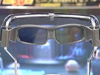 В Японии начали продавать 3D-телевизоры.