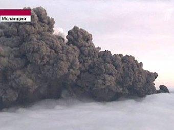 Ученые: извержение вулкана может парализовать авиасообщение на недели