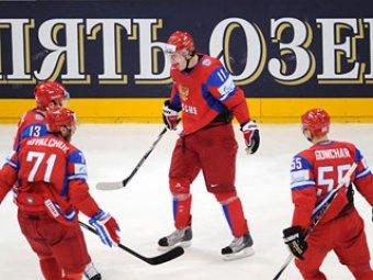 Сборная России по хоккею с трудом вышла в финал чемпионата мира