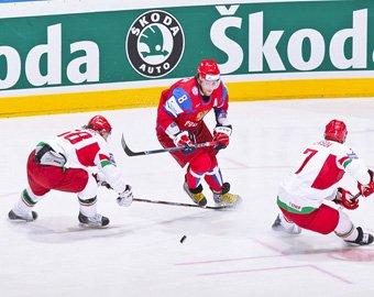 Сборная России по хоккею вышла во вторую часть группового этапа ЧМ