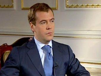 Медведев не поздравил с Днем Победы лидеров трех стран