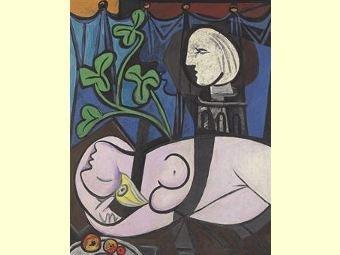 Картина Пикассо установила новый ценовой рекорд