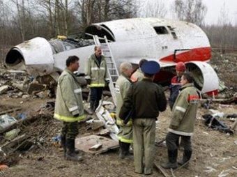 Польша назвала причину крушения ТУ-154