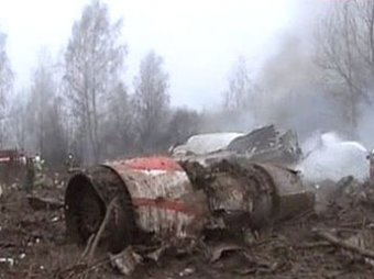 Пилотам самолета Качиньского не хватило пяти секунд