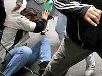 Под Волгоградом произошла массовая драка молодежи с милиционерами