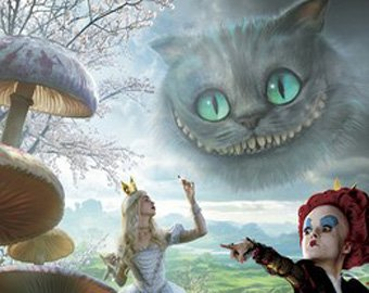 «Алиса в Стране чудес» заработала в прокате миллиард долларов