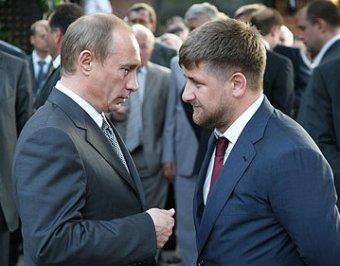 Путин и Кадыров попали в список мировых врагов прессы