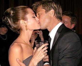 Анджелина Джоли сама сделала предложение руки и сердца Бреду Питту