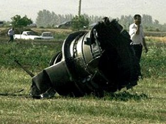 В аэропорту Триполи разбился самолет: погибли 105 человек