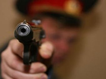 В Москве милиционер застрелил наркомана