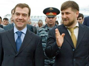 Скандал на Украине: в Киев едет Кадыров