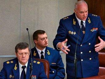 Генпрокурор Чайка втрое беднее своего заместителя Бастрыкина
