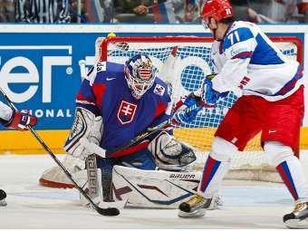 Сборная России стартовала с победы на чемпионате мира по хоккею