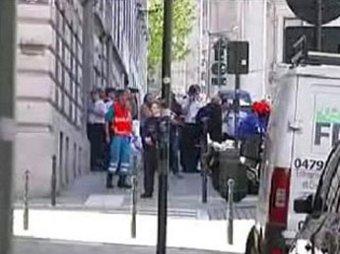 Албанец устроил бойню в бельгийском суде