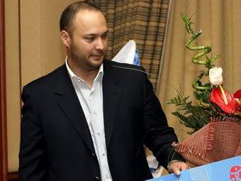 В Лондоне задержан сын экс-президента Киргизии Максим Бакиев