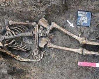 В Англии нашли кладбище гладиаторов