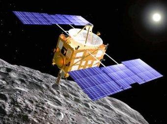 Японский зонд вернулся на Землю после высадки на астероид
