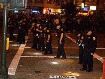 Гей-парад в Сан-Франциско завершился стрельбой