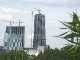 В Москве снесут 22 этажа элитного небоскреба