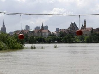 В Польше затопило метро