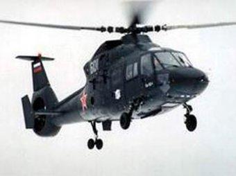 """Новейший вертолет """"Касатка"""" рухнул во время испытаний"""