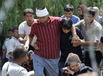 Очевидцы погромов в Киргизии: людей резали ножами, как животных