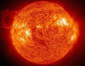 Ученым удалось записать издавамеую солнцем музыку