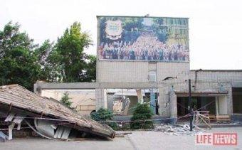 В Таганроге обрушилась гимназия после капремонта в 20 млн