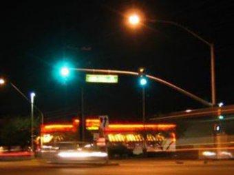 Междугородним автобусам запретят ездить по ночам