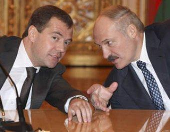 Медведев предъявил Белоруссии газовый ультиматум