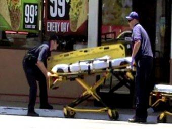 Бойня в ресторане в Калифорнии: двое погибли, трое раненых