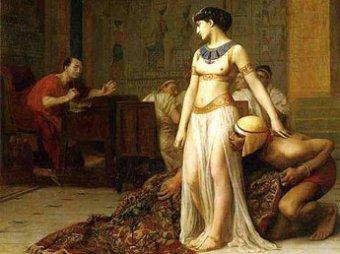 Историк: Клеопатру убила не змея, а наркотики