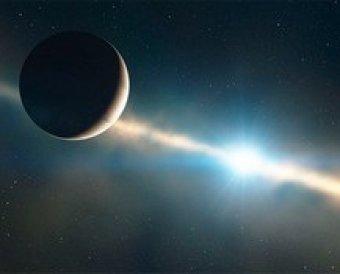 Ученые обнаружили таинственную планету-гигант