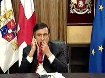 Бурджанадзе рассказала, каких слов Путина испугался Саакашвили