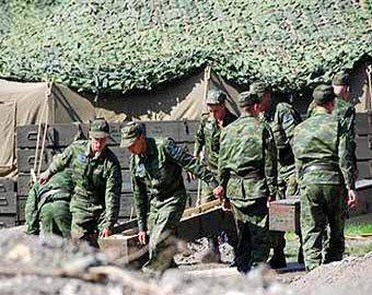В Южной Осетии найден застреленный российский военнослужащий