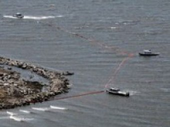 На скважину в Мексиканском заливе поставлена заглушка